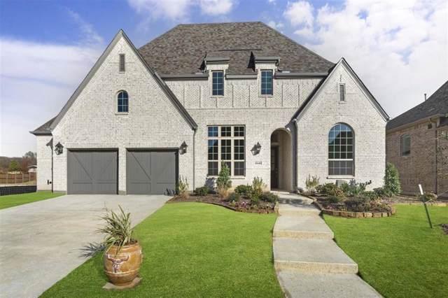 6648 Roughleaf Ridge, Flower Mound, TX 76226 (MLS #14113794) :: Real Estate By Design