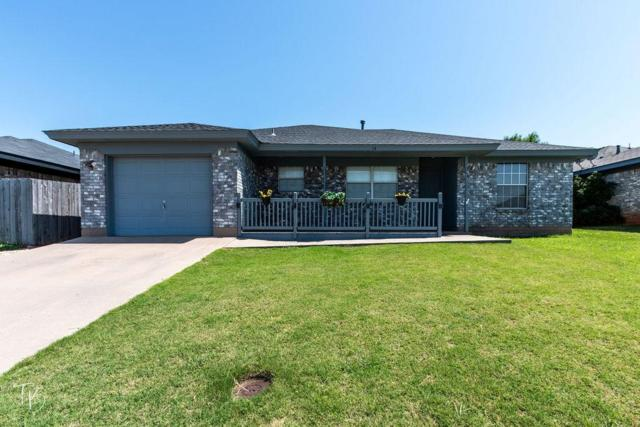 14 Woodcock Circle, Abilene, TX 79605 (MLS #14113986) :: The Heyl Group at Keller Williams