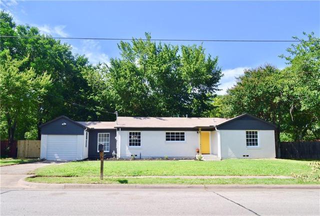 1115 Hudson Street, Irving, TX 75060 (MLS #14114394) :: RE/MAX Town & Country