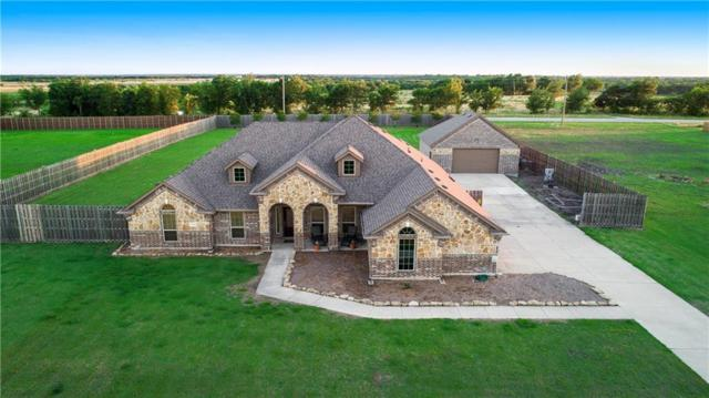 12110 Livingston Way, Talty, TX 75126 (MLS #14114517) :: Kimberly Davis & Associates