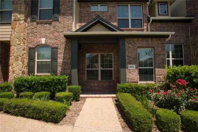 1605 Black Duck Terrace E, Carrollton, TX 75010 (MLS #14114606) :: The Hornburg Real Estate Group