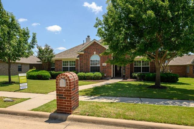 12548 Concho Drive, Frisco, TX 75033 (MLS #14114961) :: Kimberly Davis & Associates