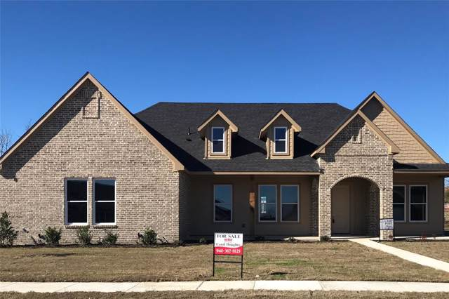 401 N College Street, Pilot Point, TX 76258 (MLS #14115234) :: All Cities Realty