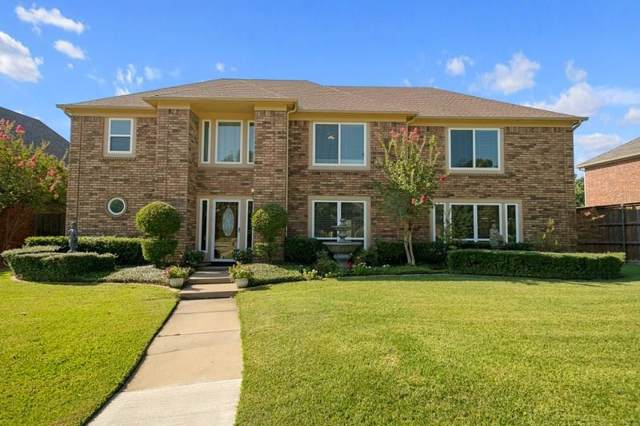 2120 Menton Drive, Carrollton, TX 75006 (MLS #14115385) :: Lynn Wilson with Keller Williams DFW/Southlake