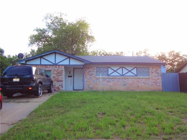 3540 James Avenue, Fort Worth, TX 76110 (MLS #14115571) :: The Heyl Group at Keller Williams