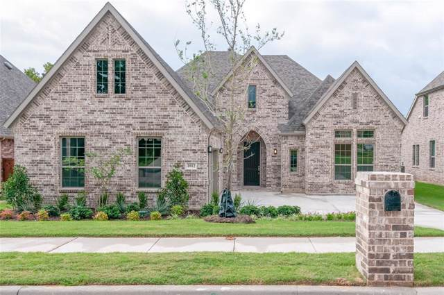 1012 Woodford Drive, Keller, TX 76248 (MLS #14115713) :: The Real Estate Station