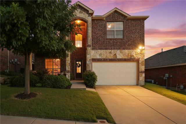 507 Paddock Lane, Celina, TX 75009 (MLS #14115809) :: The Kimberly Davis Group