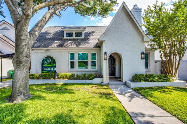 4725 Washburn Avenue, Fort Worth, TX 76107 (MLS #14115810) :: Real Estate By Design