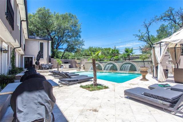 7738 Meadow Road #208, Dallas, TX 75230 (MLS #14115822) :: Van Poole Properties Group