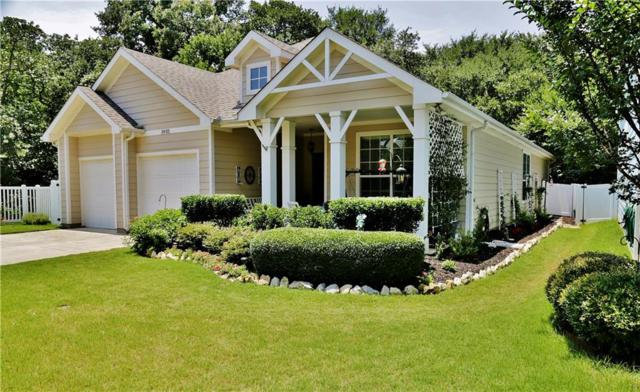 1801 Plymouth Drive, Providence Village, TX 76227 (MLS #14115879) :: RE/MAX Town & Country