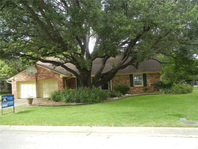 4208 Bilglade Road, Fort Worth, TX 76109 (MLS #14116075) :: The Tierny Jordan Network