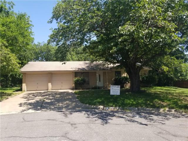 618 Todd Court, Burleson, TX 76028 (MLS #14116152) :: Vibrant Real Estate