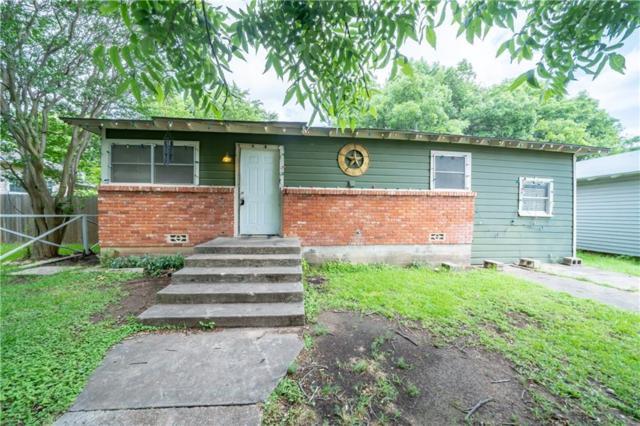 714 Euclid Street, Cleburne, TX 76033 (MLS #14116172) :: Baldree Home Team