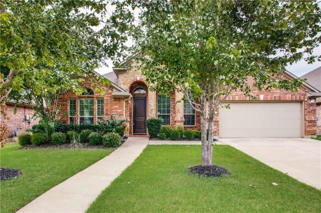 7153 San Francisco Trail, Fort Worth, TX 76131 (MLS #14116210) :: Baldree Home Team