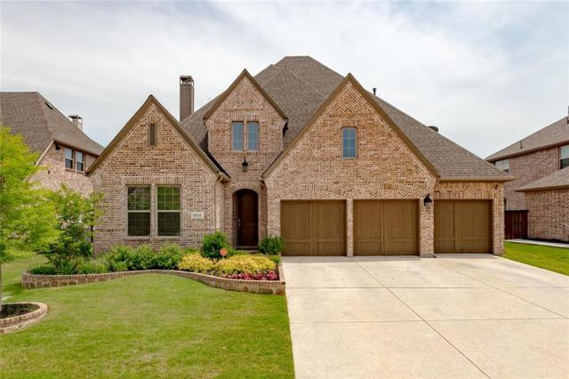 1064 Highpoint Way, Roanoke, TX 76262 (MLS #14116259) :: The Heyl Group at Keller Williams