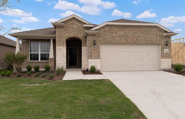 820 Forgotten Forest Way, Mckinney, TX 75071 (MLS #14116323) :: All Cities USA Realty