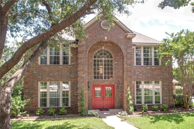 2603 Kimberly Drive, Grapevine, TX 76051 (MLS #14116349) :: Lynn Wilson with Keller Williams DFW/Southlake