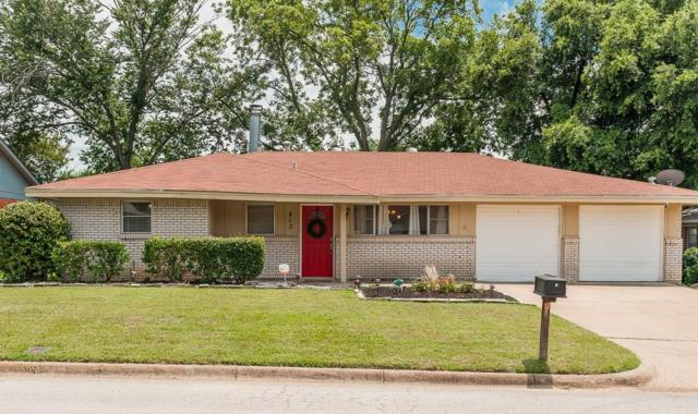 413 Fieldwood Terrace, Hurst, TX 76053 (MLS #14116525) :: Lynn Wilson with Keller Williams DFW/Southlake