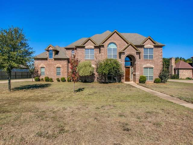 4313 Storm Creek Lane, Burleson, TX 76028 (MLS #14116535) :: The Mitchell Group
