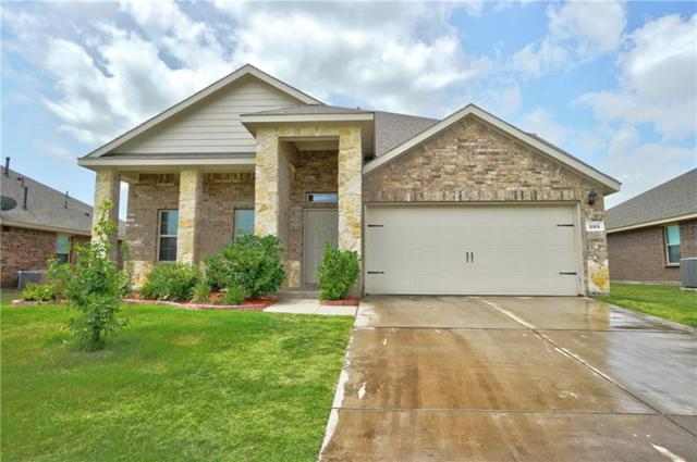 223 Thoroughbred Street, Waxahachie, TX 75165 (MLS #14116691) :: RE/MAX Landmark
