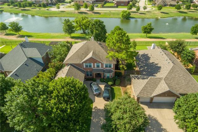 5416 Childress Drive, Grand Prairie, TX 75052 (MLS #14116817) :: The Hornburg Real Estate Group
