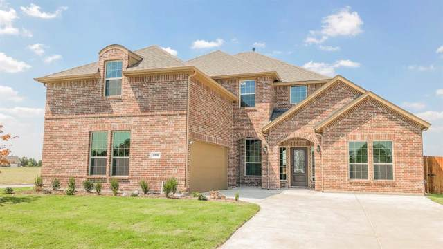 233 Duck Blind Avenue, Wylie, TX 75098 (MLS #14117302) :: RE/MAX Town & Country