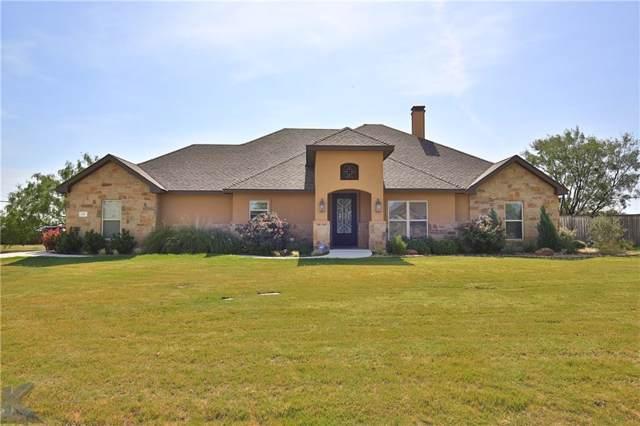 133 Chardonnay Way, Abilene, TX 79602 (MLS #14117394) :: The Chad Smith Team