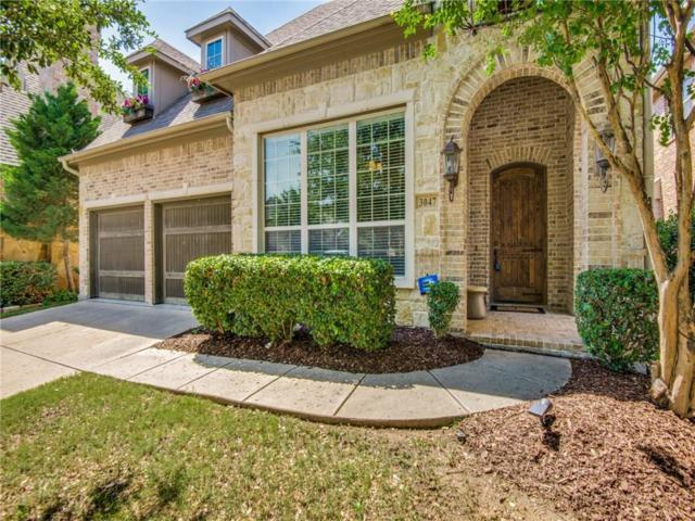 3047 Mitchell Way, The Colony, TX 75056 (MLS #14117414) :: The Heyl Group at Keller Williams