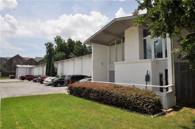4347 Dickason Avenue #107, Dallas, TX 75219 (MLS #14117466) :: Team Hodnett