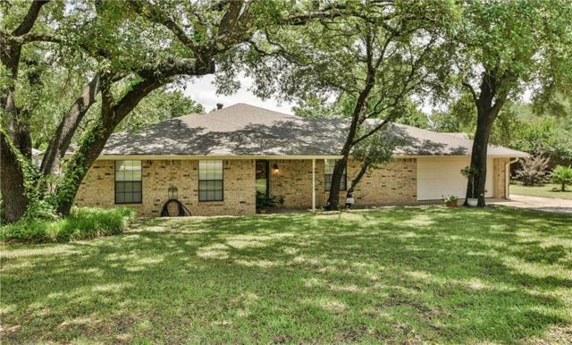 6509 Circo Drive, Granbury, TX 76049 (MLS #14117579) :: All Cities Realty