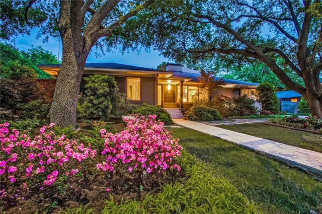 5302 Edmondson Avenue, Dallas, TX 75209 (MLS #14117873) :: The Heyl Group at Keller Williams