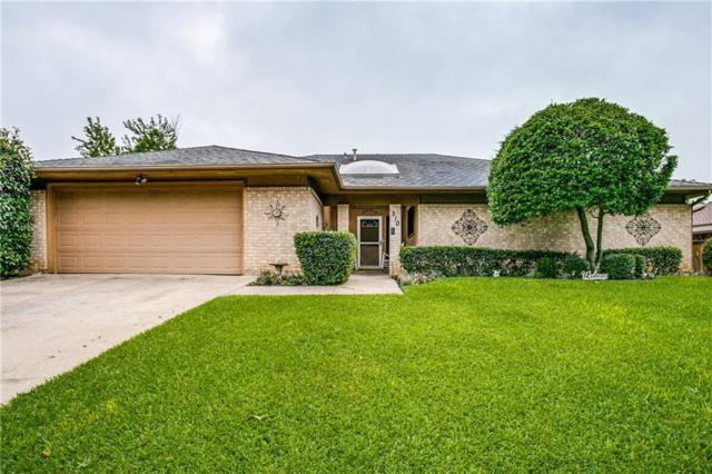 510 Hinsdale Drive, Arlington, TX 76006 (MLS #14118132) :: The Heyl Group at Keller Williams