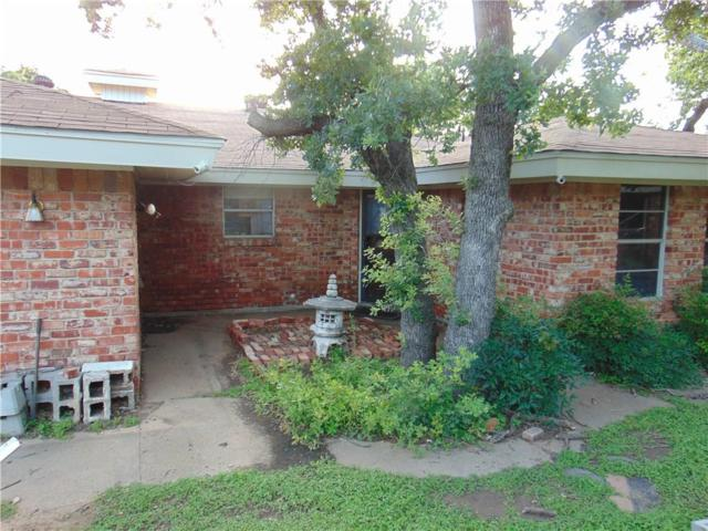 501 NE 4th Avenue, Mineral Wells, TX 76067 (MLS #14118202) :: RE/MAX Town & Country