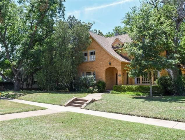 1202 Amarillo Street, Abilene, TX 79602 (MLS #14118281) :: Robbins Real Estate Group