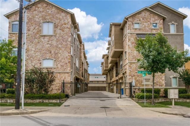 1537 Sienna Court, Dallas, TX 75204 (MLS #14118536) :: Post Oak Realty