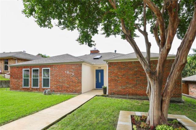 1805 Green Ridge Drive, Carrollton, TX 75007 (MLS #14119548) :: Roberts Real Estate Group
