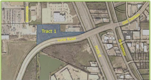 1825 N Ih 35E, Carrollton, TX 75006 (MLS #14120139) :: Roberts Real Estate Group