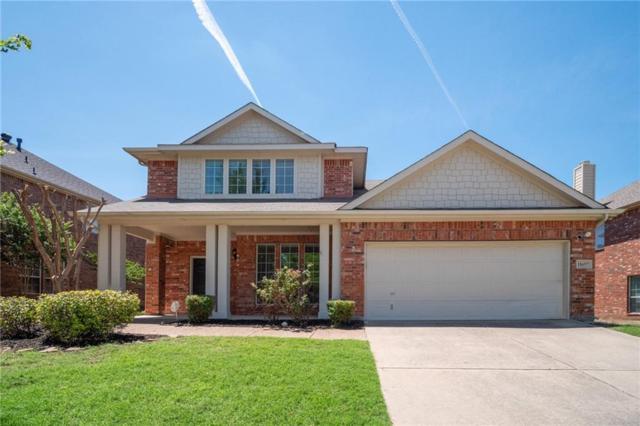 11657 Kingsville Drive, Frisco, TX 75035 (MLS #14120141) :: Kimberly Davis & Associates