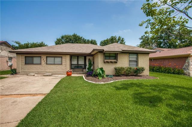 1222 Evergreen Drive, Richardson, TX 75080 (MLS #14120296) :: The Good Home Team