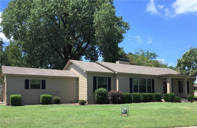 420 King Circle, Temple, TX 76501 (MLS #14120641) :: Kimberly Davis & Associates