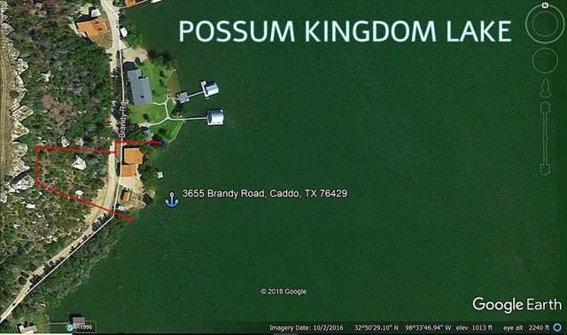 3655 Brandy Road, Possum Kingdom Lake, TX 76429 (MLS #14120669) :: Lynn Wilson with Keller Williams DFW/Southlake