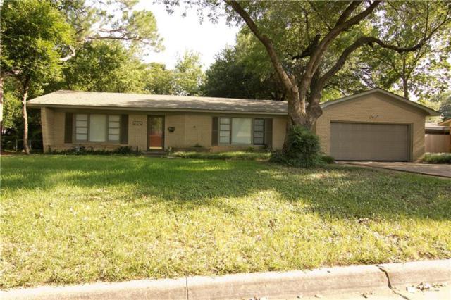1114 Mockingbird Lane, Arlington, TX 76013 (MLS #14120726) :: Lynn Wilson with Keller Williams DFW/Southlake