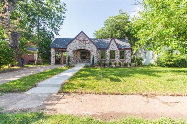 1134 Cascade Avenue, Dallas, TX 75224 (MLS #14120880) :: Kimberly Davis & Associates