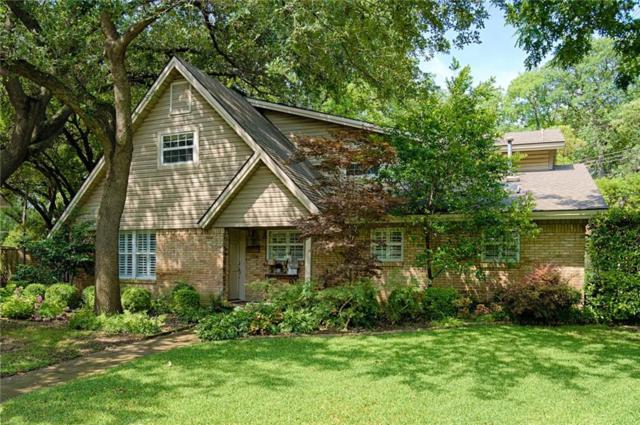 9721 Robin Hill Circle, Dallas, TX 75238 (MLS #14121154) :: Lynn Wilson with Keller Williams DFW/Southlake