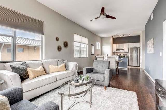 3025 Bryan Street 3G, Dallas, TX 75204 (MLS #14121423) :: The Hornburg Real Estate Group