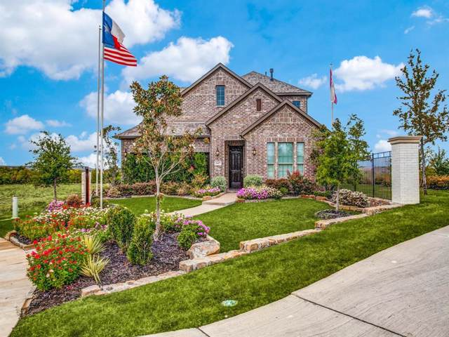 1237 Glendon Drive, Forney, TX 75126 (MLS #14121432) :: RE/MAX Landmark