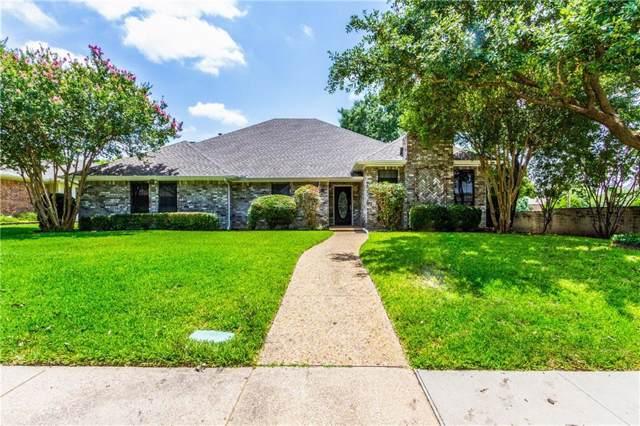 2202 Bluebonnet Drive, Richardson, TX 75082 (MLS #14121620) :: Frankie Arthur Real Estate