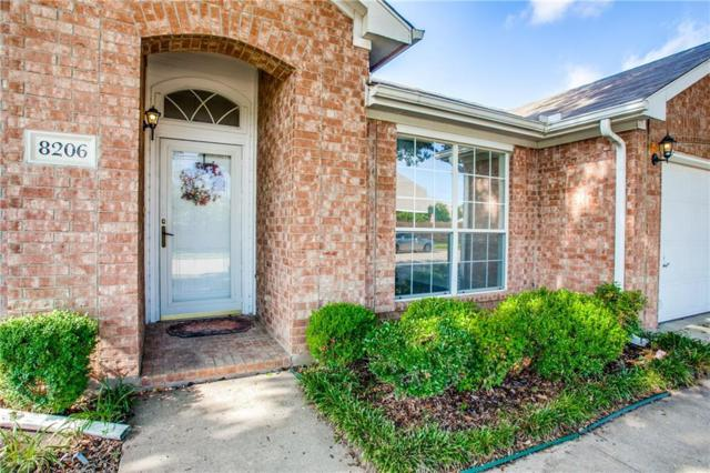 8206 Tombstone Drive, Arlington, TX 76001 (MLS #14121722) :: The Hornburg Real Estate Group