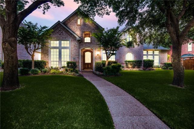 6001 Orchard Park Drive, Frisco, TX 75034 (MLS #14121794) :: Hargrove Realty Group