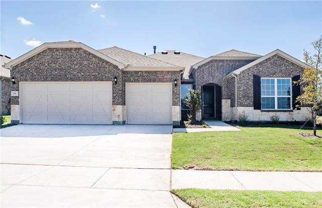 724 Freedom Lane, Little Elm, TX 76227 (MLS #14121824) :: Frankie Arthur Real Estate
